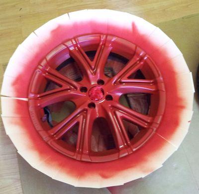 plastidip wiel 4e laag